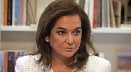 Για τις ζημιές που προκάλεσε η κακοκαιρία στην περιοχή ενημερώθηκε η Ντόρα Μπακογιάννη