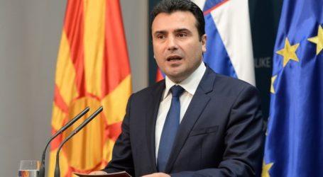 «Στην Αθήνα θα έρθω με το κυβερνητικό αεροσκάφος που θα γράφει Δημοκρατία της Βόρειας Μακεδονίας»