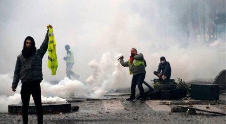 Γαλλία: Δακρυγόνα εναντίον διαδηλωτών