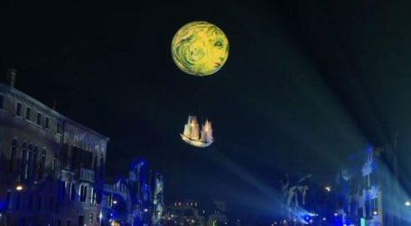 Εντυπωσιακή η έναρξη του καρναβαλιού στη Βενετία