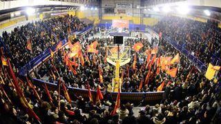 Διεθνιστική εκδήλωση αλληλεγγύης στον λαό της Βενεζουέλας