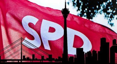 Δεύτερο κόμμα για πρώτη φορά μετά τον Οκτώβριο το SPD