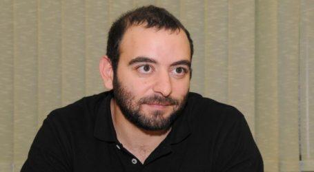 Γραμματέας του ΚΣ της ΚΝΕ επανεκλέχτηκε ο Νίκος Αμπατιέλος