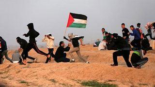19 Παλαιστίνιοι και ένας Ισραηλινός στρατιώτης τραυματίστηκαν σε βίαια επεισόδια