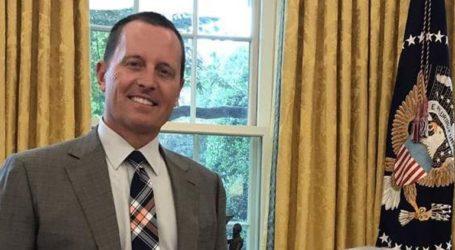 Ο πρεσβευτής των ΗΠΑ στη Γερμανία διαψεύδει ότι θα αναλάβει μόνιμος αντιπρόσωπος της χώρας του στον ΟΗΕ