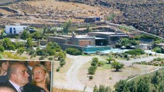 Η Κλέλια Χατζηιωάννου αγόρασε τη βίλα Φυντανίδη στην Τήνο