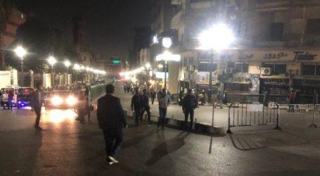 Έκρηξη σε αρχαία συνοικία του Καΐρου