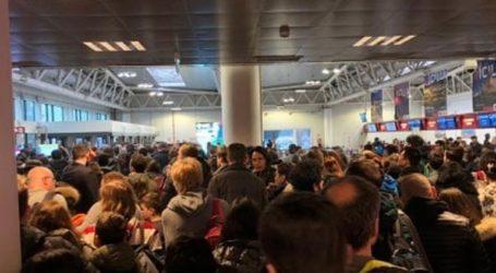 Έκλεισε το αεροδρόμιο Τσιαμπίνο της Ρώμης λόγω φωτιάς