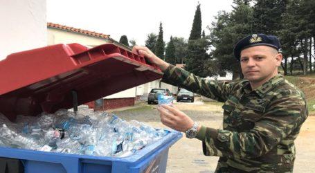 Δράσεις του Στρατού Ξηράς για την προστασία του περιβάλλοντος