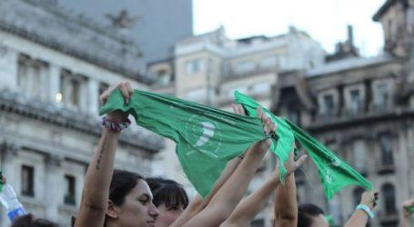 Πρώτη διαδήλωση για εφέτος υπέρ του δικαιώματος των γυναικών στην άμβλωση