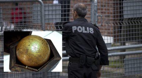 Στα χέρια των Αρχών της Τουρκίας «ουράνια σφαίρα» από την εποχή της περσικής αυτοκρατορίας