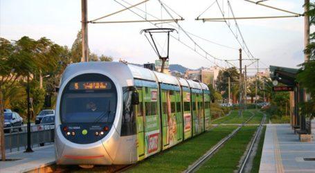 Διακοπή της κυκλοφορίας σε τμήμα του τραμ από Κυριακή εως και Τετάρτη