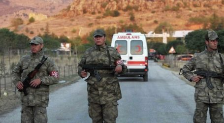 Έκρηξη σε αποθήκη πυρομαχικών κοντά στην Άγκυρα