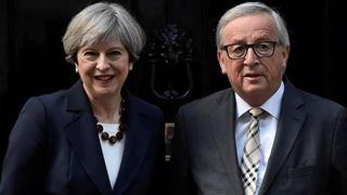 Brexit: Παραμένει το αδιέξοδο μετά τη συνάντηση Γιούνκερ