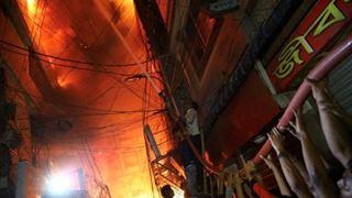 Στους 56 οι νεκροί από πυρκαγιά σε πολυκατοικία