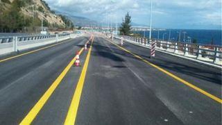 Κυκλοφοριακές ρυθμίσεις στην Αθηνών-Λαμίας στο ύψος των Οινοφύτων