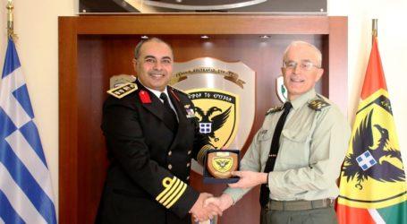 Συναντήσεις του Αρχηγού ΓΕΣ με τους ΑΚΑΜ Αιγύπτου, Ιταλίας, Βουλγαρίας και Ρουμανίας