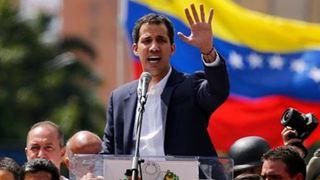 Ο Γκουαϊδό αναχώρησε από το Καράκας για τα σύνορα με την Κολομβία