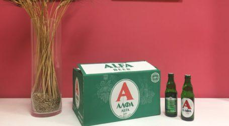 Μπίρα με ελληνικό κριθάρι και στις ΗΠΑ