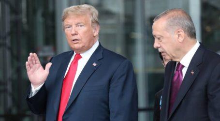 Οι πρόεδροι Ερντογάν και Τραμπ συζήτησαν για την αποχώρηση των αμερικανικών δυνάμεων από τη Συρία