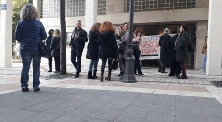 Φοιτητές κατέλαβαν το δημαρχείο Αγρινίου