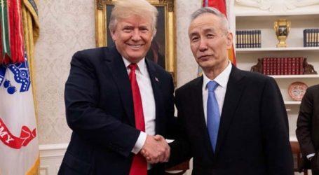 Συναντάται σήμερα με τον αντιπρόεδρο της Κίνας για το εμπόριο