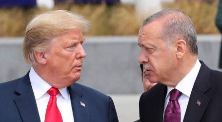 Επικοινωνία Τραμπ-Ερντογάν για τη δημιουργία «ζώνης ασφαλείας» στην Συρία