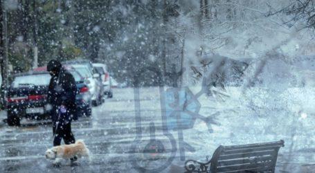 Θυελλώδεις βοριάδες, χιονοπτώσεις και βροχές