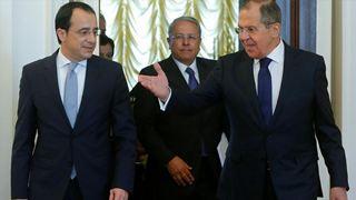 Τι είπαν για σχέσεις Ρωσίας-ΕΕ και Κυπριακό