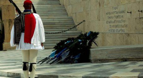 Συλλυπητήρια Παυλόπουλου για τον θάνατο του στρατιώτη της Προεδρικής Φρουράς