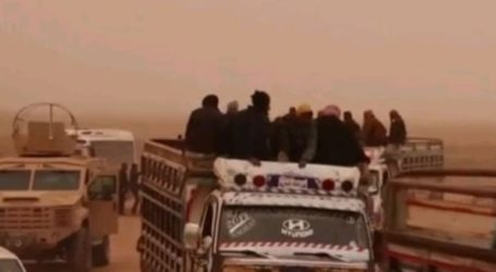 Οι άνθρωποι που εγκαταλείπουν το τελευταίο προπύργιο του Ισλαμικού Κράτους χρειάζονται επείγουσα ιατρική περίθαλψη