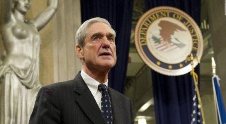 Δεν θα υποβληθεί την επόμενη εβδομάδα η έκθεση του ειδικού εισαγγελέα Μιούλερ