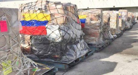 Το Κουρασάο δεν επέτρεψε σε αντιπολιτευόμενους να φορτώσουν σε πλοίο ανθρωπιστική βοήθεια από τις ΗΠΑ