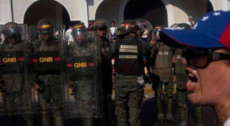Οι ΗΠΑ καταδικάζουν τη χρήση βίας από τον στρατό της Βενεζουέλας εναντίον άοπλων πολιτών