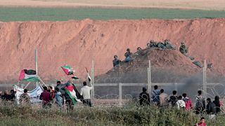 Νεκρός 14χρονος Παλαιστίνιος από ισραηλινά πυρά