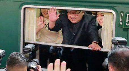 Ο Κιμ Γιονγκ Ουν αναχώρησε με τρένο για το Βιετνάμ όπου θα συναντηθεί με τον Τραμπ