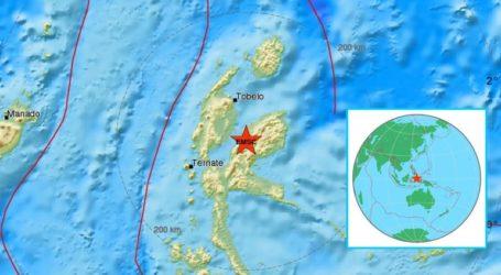 Σεισμός 5 Ρίχτερ στα νησιά Μολούκες