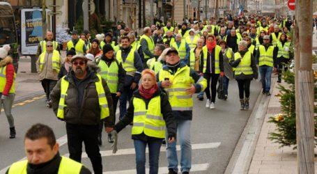 Νέες κινητοποιήσεις των «κίτρινων γιλέκων» στο Παρίσι