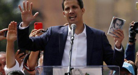 Ο Τραμπ αναγνώρισε επίσημα τον Χουάν Γκουαϊδό ως τον ενδιάμεσο πρόεδρο της Βενεζουέλας