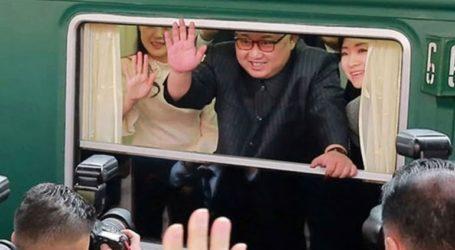 Με τρένο στο Ανόι ο Κιμ Γιονγκ Ουν για τη συνάντηση με τον Τραμπ