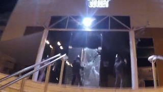 Επίθεση Ρουβίκωνα στο Factory Outlet στην Πειραιώς