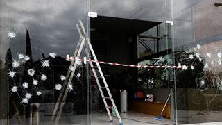 Δύο συλλήψεις για την επίθεση του «Ρουβίκωνα» σε κατάστημα στην Πειραιώς