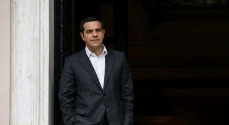 Αύριο η συνάντηση Τσίπρα με τον Λιβανέζο ομόλογό του στο Σαρμ ελ Σέιχ της Αιγύπτου