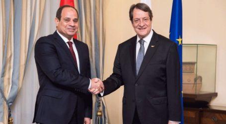 Συνάντηση Αναστασιάδη – Αλ Σίσι στη Σύνοδο Κορυφής ΕΕ