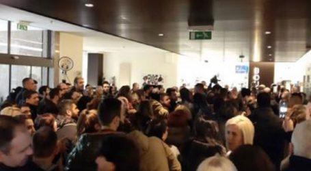 Η ανακοίνωση της ΟΙΥΕ για τα βίαια επεισόδια στο συνέδριό της και τη ματαίωση του