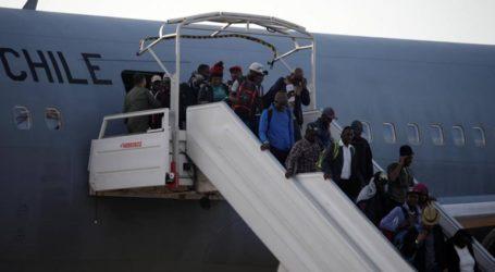 Οι αρχές προχώρησαν στην απέλαση 112 μεταναστών στην Αϊτή