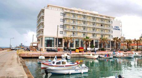Από τις αρχές Μαρτίου επαναλειτουργεί το ξενοδοχείο Chios Chandris