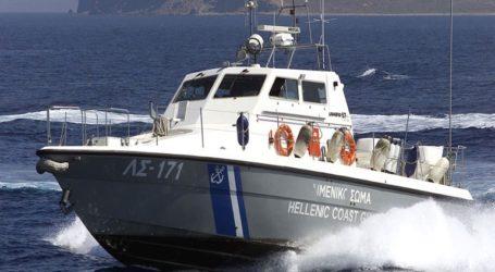Δεξαμενόπλοιο πλέει ακυβέρνητο στη θαλάσσια περιοχή της Αλοννήσου