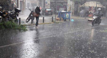 Συμβουλές της Γενικής Γραμματείας Πολιτικής Προστασίας για την αυτοπροστασία από έντονες βροχοπτώσεις και καταιγίδες