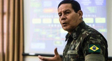 «Δεν θα επιτρέψουμε στις ΗΠΑ να χρησιμοποιήσουν τη Βραζιλία για να επέμβουν στη Βενεζουέλα»